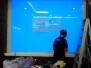 BM City Motorised Projector Screen