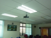 Fixing LCD Projectors For Schools In Penang 06