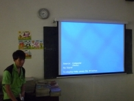 Fixing LCD Projectors For Schools In Penang 20