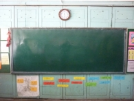Fixing Of OC Environment Green Boards At Schools 03