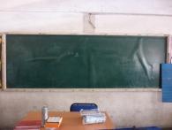 Fixing Of OC Environment Green Boards At Schools 13