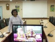 LCD Television Installation For Bilik Gerekan Jpn3
