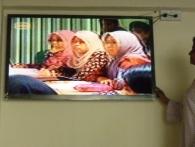 LCD Television Installation For Bilik Gerekan Jpn5