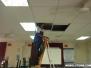 Projector Fixing at SMK BERTAM PERDANA