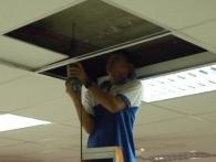Projector Fixing at SMK BERTAM PERDANA5