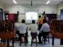 SJKC Perkampungan Berapit Demo of WePresent System for the Board Member