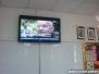 Television Fixing At SMK Bayan Lepas