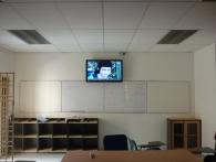 Television Fixing At SMK Bayan Lepas 1