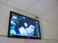 Television Fixing At SMK Bayan Lepas 2