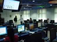 Training at Jabatan Pendidikan Pulau Pinang for Spinetix application 3