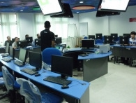 Training at Jabatan Pendidikan Pulau Pinang for Spinetix application 4