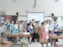 Training for WePresent at SJKC Perkampungan Berapit