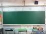 Fixing Of OC Environment Green Boards At Schools